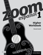 Zoom espanol: Level 1 Higher Workbook