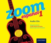 Zoom espanol: Level 1 Audio CDs