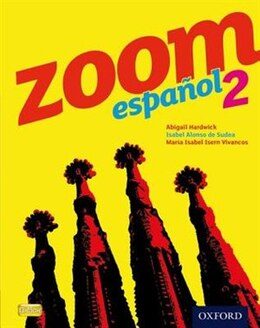 Book Zoom espanol: Level 2 Student Book by Isabel Alonso de Sudea