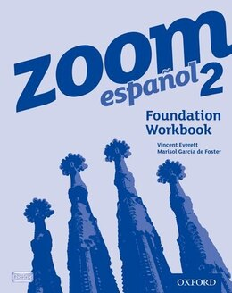 Book Zoom espanol: Level 2 Foundation Workbook by Vincent Everett