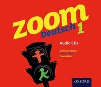 Zoom Deutsch: Level 1 Audio CDs (4 Pack)