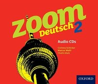 Zoom Deutsch: Level 2 Audio CDs (4 Pack)