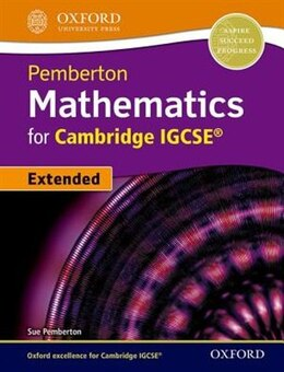Book Essential Mathematics for Cambridge IGCSE Student Book by Sue Pemberton