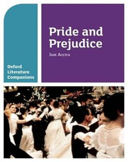 Book Oxford Literature Companions: Pride and Prejudice by Annie Fox