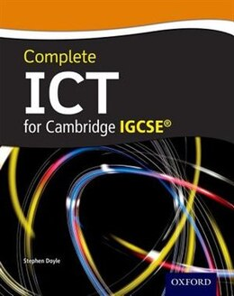 Book Complete ICT for IGCSE by Stephen Doyle