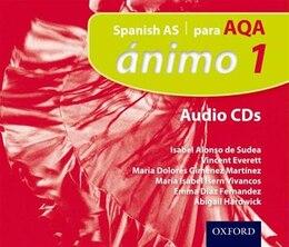 Book Animo: 1 Para AQA Audio CDs by Isabel Alonso de Sudea