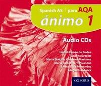 Animo: 1 Para AQA Audio CDs