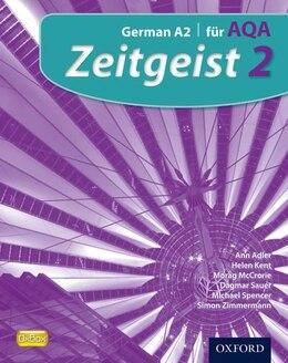 Book Zeitgeist: 2 Fur AQA Student Book by Corinna Schicker