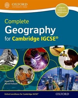 Book Complete Geography for Cambridge IGCSE by David Kelly