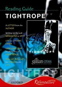 Book Rollercoasters: Tightrope Reading Guide by Gillian Cross