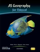 AS Geography for Edexcel Students Book