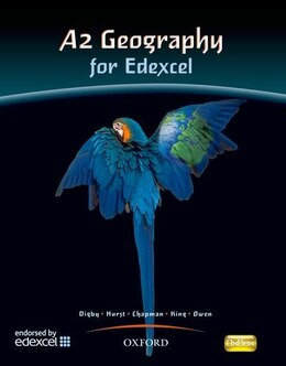 Book A2 Geography For Edexcel Students Book by Bob Digby