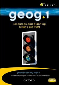 geog.: Resources and Planning OxBox CD-ROM