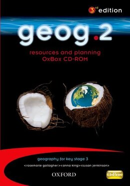 Book geog.: Resources and Planning OxBox CD-ROM by RoseMarie Gallagher