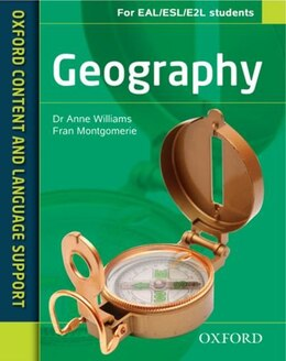 Book Oxford Content and Language Support: Geography by Ann Williams