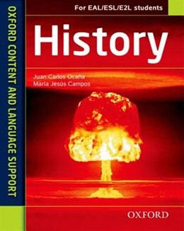Book Oxford Content and Language Support: History by Juan Carlos Ocana