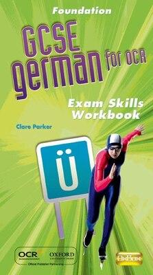 Book GCSE German for OCR Exam Skills Workbook Foundation by Morag McCrorie