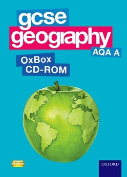 Book GCSE Geography AQA A OxBox CD-ROM by Catherine Hurst