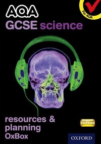 Aqa Gcse Science Resources And Planning Oxbox Cd-rom