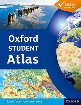 Book Oxford Student Atlas by Patrick Wiegand