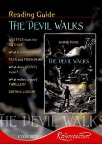 Book Rollercoaster: The Devil Walks Reading Guide by Julie Moxon