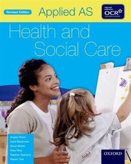 Book Applied AS Health and Social Care Student Book for OCR by Angela Fisher