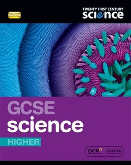 Book Twenty First Century Science: GCSE Science Higher Student Book by University of York Science Education Group and the