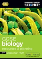 Twenty First Century Science: GCSE Biology Resources and Planning iPack OxBox