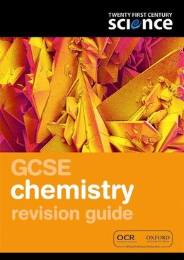 Book Twenty First Century Science: GCSE Chemistry Revision Guide by Philippa Gardom Hulme