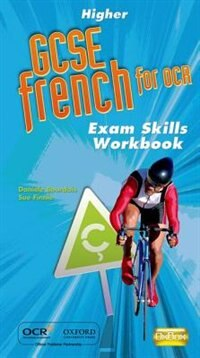 Book GCSE French OCR Foundation Exam Skills Workbook Pack by Daniele Bourdais