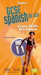 GCSE Spanish OCR Higher Exam Skills Workbook Pack
