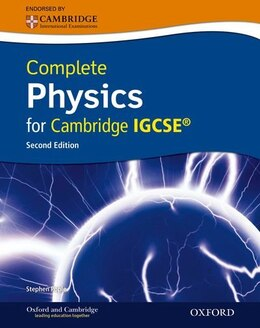 Book Complete Physics for Cambridge IGCSE by Stephen Pople