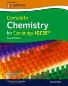 Complete Chemistry for Cambridge IGSCE