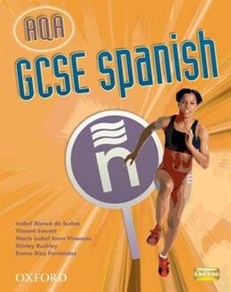 Book GCSE Spanish for AQA Students Book by Isabel Alonso de Sudea