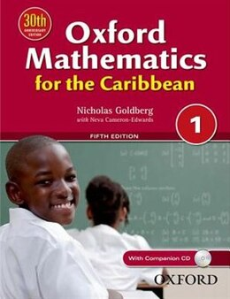 Book Oxford Mathematics for the Caribbean 1 by Nicholas Goldberg