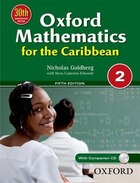Oxford Mathematics for the Caribbean 2