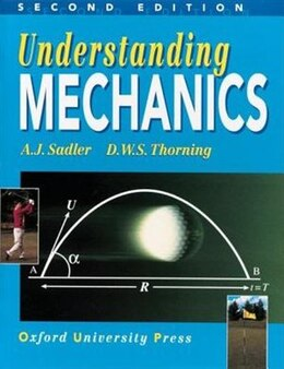 Book Understanding Mechanics by A. J. Sadler