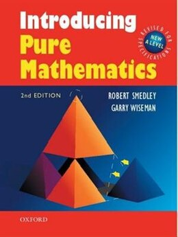 Book Introducing Pure Mathematics by Robert Smedley
