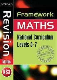 Framework Maths: Level 5-7 Revision Book