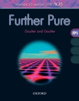 Book Advanced Maths for AQA: Further Pure FP1 by Brian Gaulter