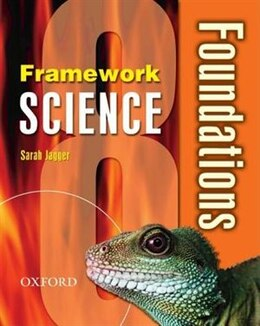 Book Framework Science: Year 8 Foundations Student Book by Sarah Jagger