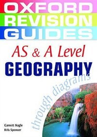 Book AS and A Level Geography through Diagrams by Oxford