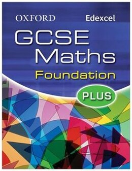 Book Oxford GCSE Maths for Edexcel: Foundation Plus Student Book by Dave Capewell