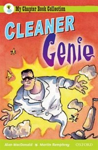 Oxford Reading Tree: All Stars: Pack 2a Cleaner Genie