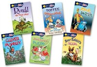 Oxford Reading Tree: All Stars: Pack 3 Pack of 6 (6 books, 1 of each title)