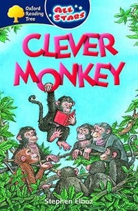 Oxford Reading Tree: All Stars: Pack 3 Clever Monkey