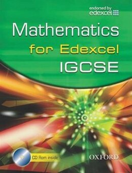 Book Edexcel Maths for IGCSE (with CD) by Derek Huby