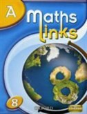 Book MathsLinks: 2 Y8 Students Book A by Ray Allan