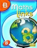 Book MathsLinks: 2 Y8 Students Book B by Ray Allan