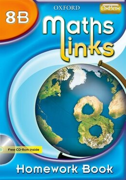 Book MathsLinks: 2 Y8 Homework Book B by Ray Allan